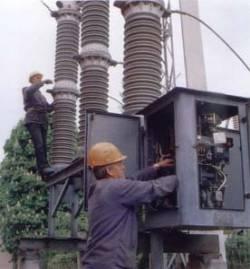 Ремонт трансформаторов на подстанции